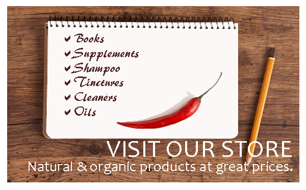 Healthy Living Store natural organic products